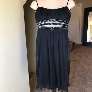 Ruby Rox black dress with embellishments